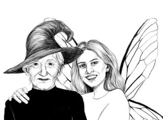 De aardige oude heks, Angeline Schoor, Da Capo Coaching